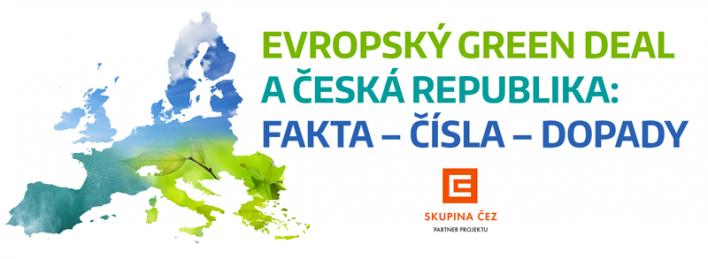 Evropský Green Deal a Česká republika